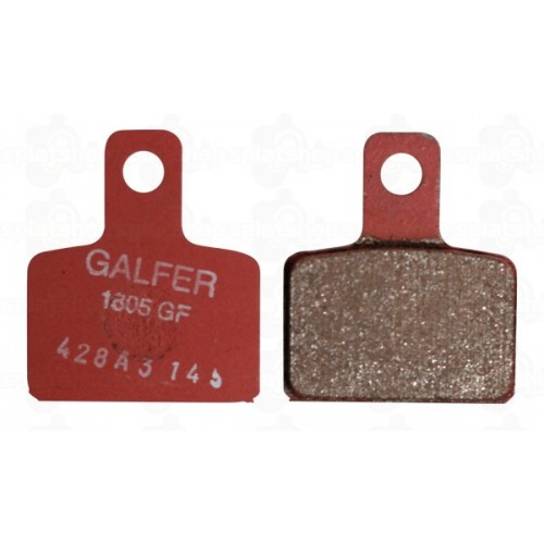GALFER Brake Pads FD428 - Beta Evo Rear