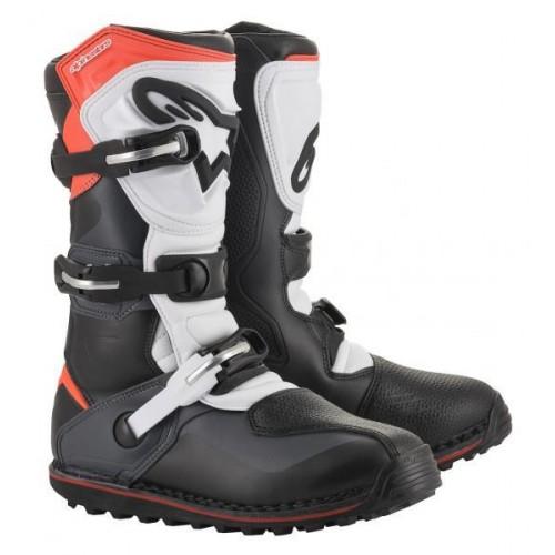 Alpinestars Tech T Boots Black/Grey/Red