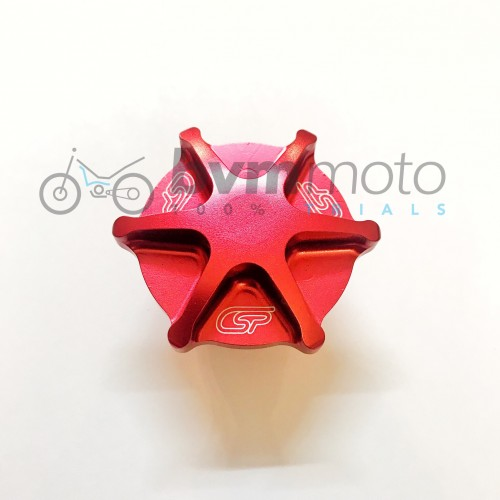 CSP TRS One Petrol Cap Red