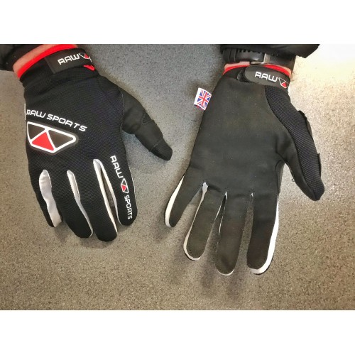 Rawsports / Hebo Gloves Black