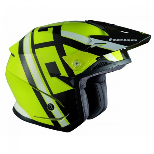 Zone 5 T-Nine Helmet Lime