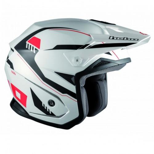 Zone 5 Pursuit Helmet White