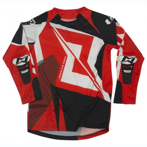 MOTS Rider 3 Junior Shirt Red