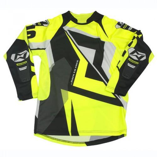 MOTS Rider 3 Junior Shirt Fluo