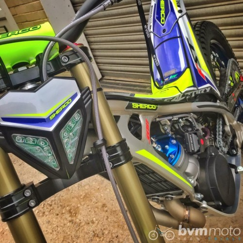 Sherco 2020 Factory Trial Bike