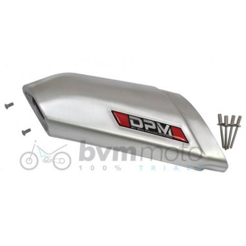 DPM Aluminium Silencer End Piece - GasGas