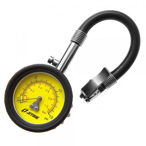 Dial Pressure Gauge 15 Trials