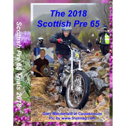 CJB 2018 Pre 65 Scottish DVD