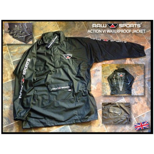 Raw Sports Action IV Waterproof  Jacket