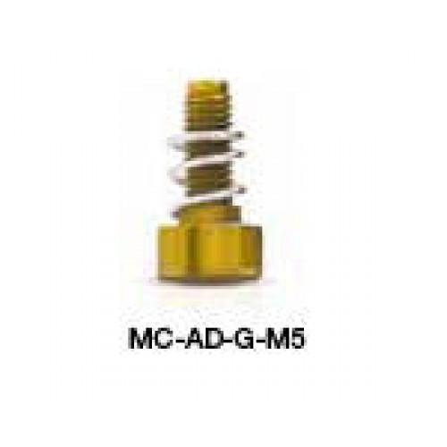 S3 Lever Adjuster 5mm Lever Reach Adjuster Gold