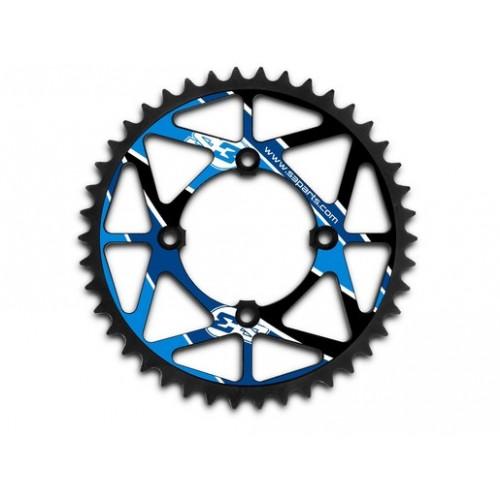 S3 Rear Sprocket Blue