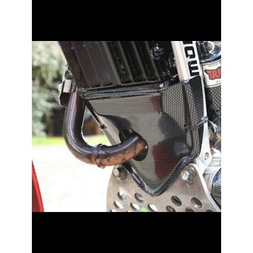 Montesa 4rt Trick Bits Lower Engine Splash Guard