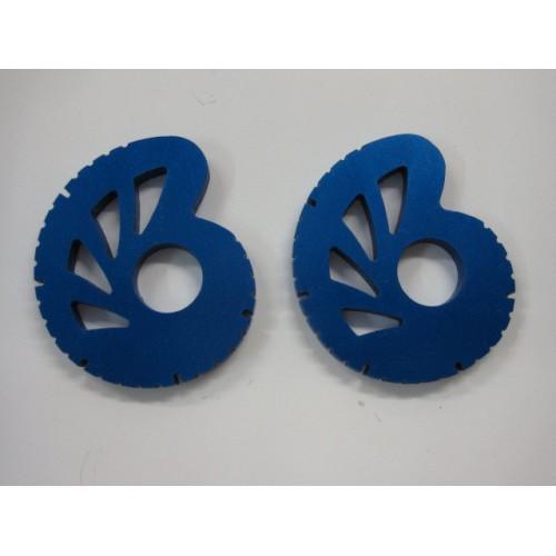 Yoomee Oversized Chain Adjusters Blue