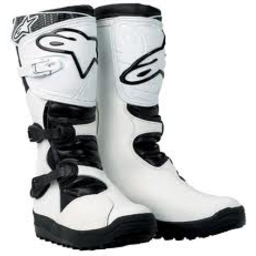 Alpinestars Boots No-Stop White (5 (38)-13 (48))