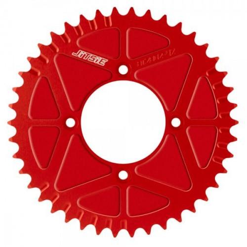 Jitsie Rear Sprocket Red Solid