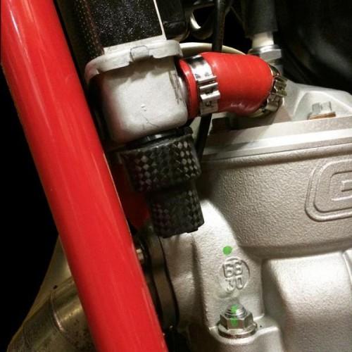 Jitsie GasGas Pro 13-15 Thermostat Protector