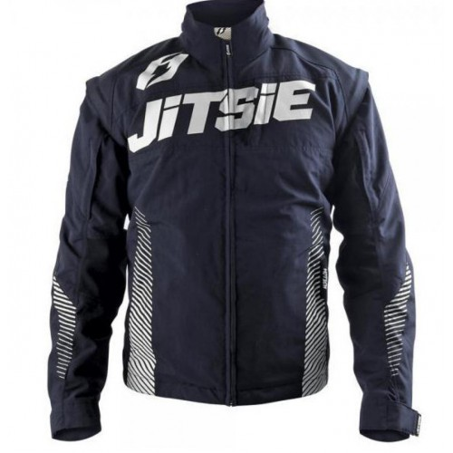 Jitsie Motion 2 Jacket Black / White