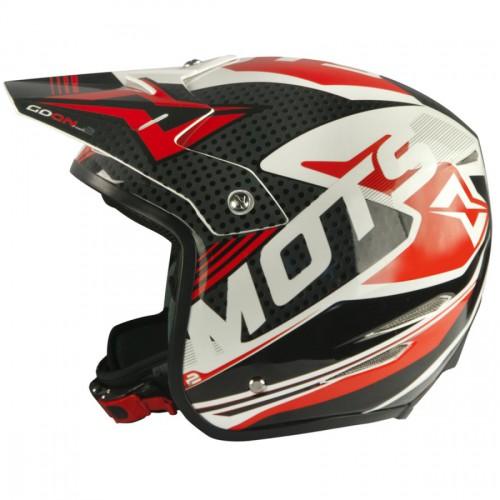 MOTS GO ON2 Helmet Red