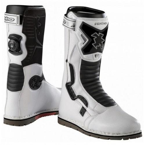 Hebo Tech Comp Boots White/Black