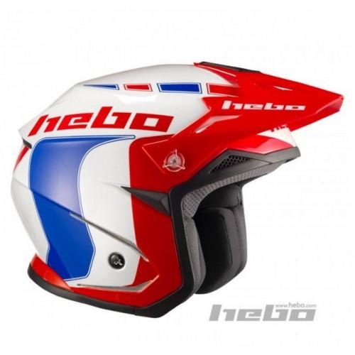 Hebo Zone 5 Like Helmet Blue/Red