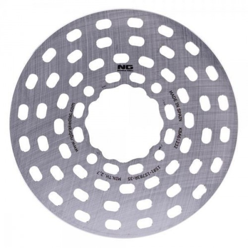 Sherco / Scorpa  NG FIM Rear Brake Disc