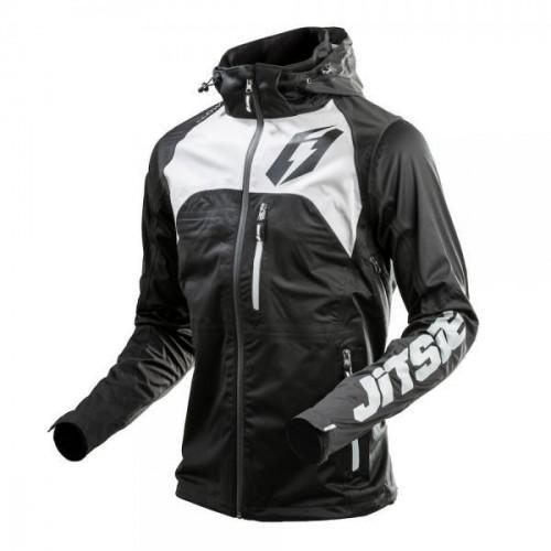 Jitsie Glow Jacket Black/Silver