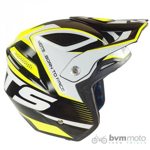 MOTS GO2 Race Helmet Fluo