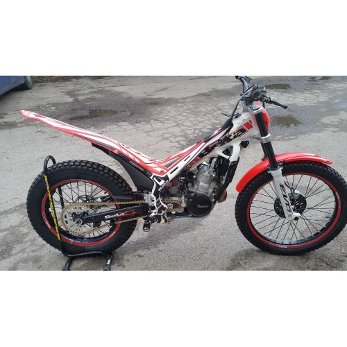 Beta Evo 300 2015 Trials Bike